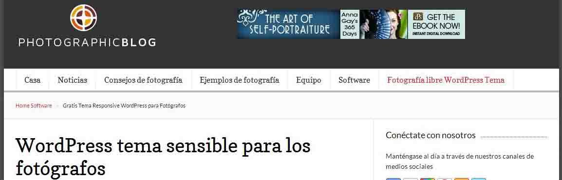 Atractivo Tema De Wordpress De Calidad Foto - Colección De ...