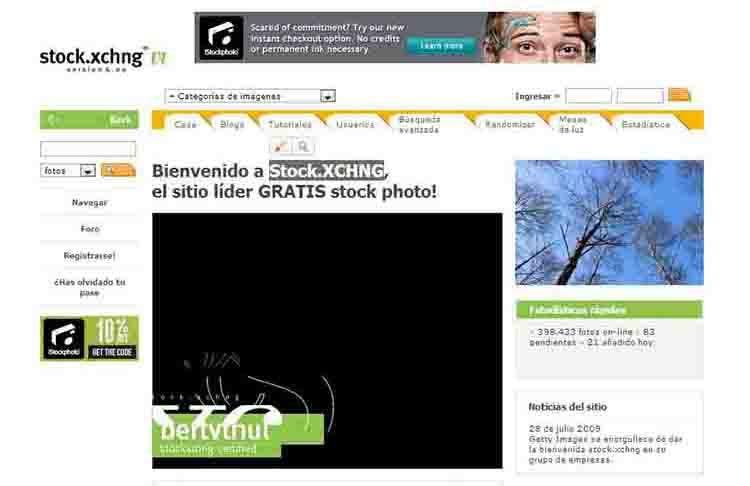 banco de imagenes libres de derechos